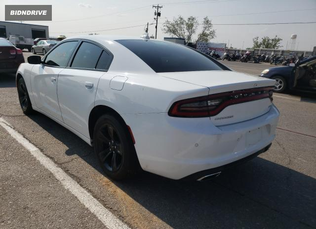 Lot #1773546932 2018 DODGE CHARGER SX salvage car