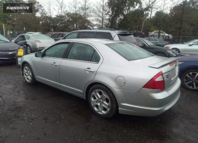 Lot #1773976968 2011 FORD FUSION SE salvage car