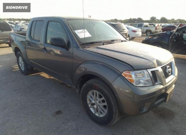 Lot #1773977960 2019 NISSAN FRONTIER SV salvage car
