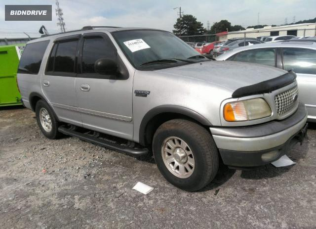 Lot #1775946582 2002 FORD EXPEDITION XLT salvage car