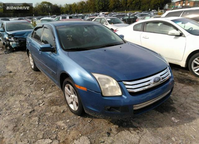 Lot #1775947052 2009 FORD FUSION SE salvage car