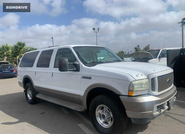 Lot #1775973878 2004 FORD EXCURSION salvage car