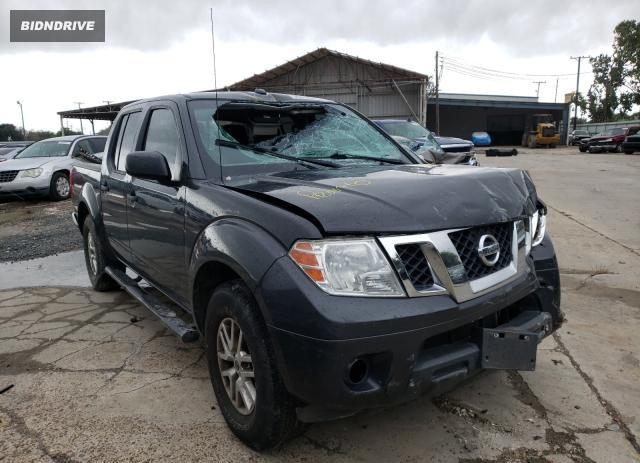 Lot #1776094328 2014 NISSAN FRONTIER S salvage car