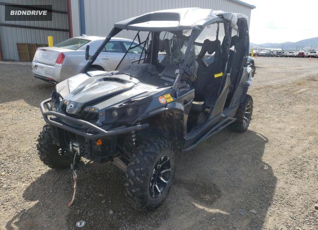 Lot #1776094700 2020 CAN-AM COMMANDER salvage car