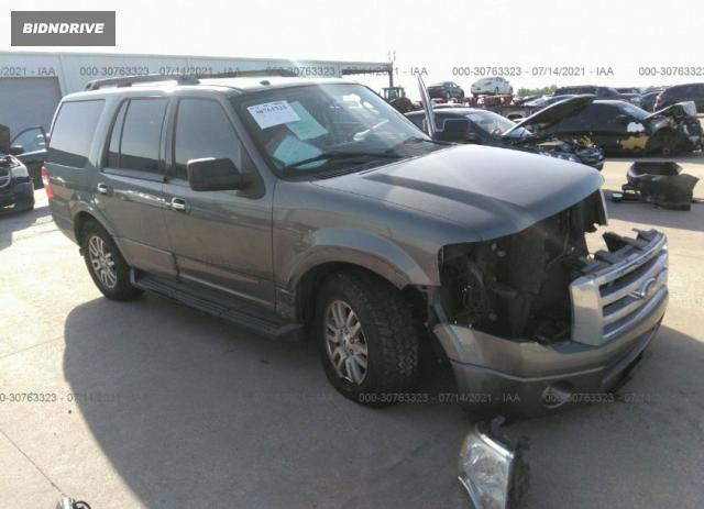 Lot #1776430882 2012 FORD EXPEDITION XLT/KING RANCH salvage car
